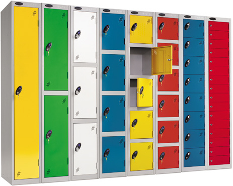 NEW LOCKER OPTIONS, 8 Tier, Eight Tier, 16 Tier, Sixteen Tier